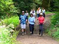 Aktivurlaub Deutschland Erlebnisurlaub Nordic Walking