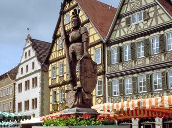 Urlaub in Deutschland Fachwerkhäuser in Baden-Württemberg