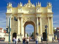 Brandenburg Sehenswertes - historische Bauwerke