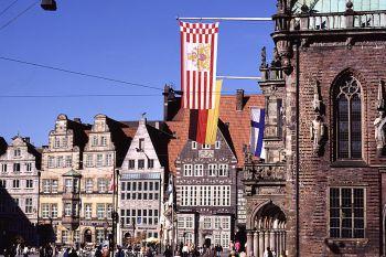 Sehenswürdigkeiten in Bremen historische Altstadt