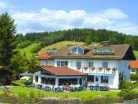 Familienurlaub mit Kinderbetreuung im Hotel am Berg Ansicht