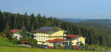 Fastenurlaub in Deutschland Hotel Ödhof in Bayern