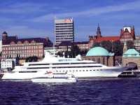 Hamburger Hafen Schiffe - Ausflugziele in Hamburg