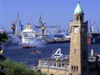 Hamburger Hafenturm - Fotos und Bilder von dem Ausflugsziel Hamburg