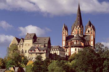 Sehenswertes Deutschland Ausflugsziele Burgen in Hessen
