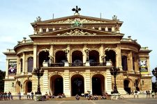 Gruppenreisen Hessen Ausflugsziele Alte Oper in Frankfurt