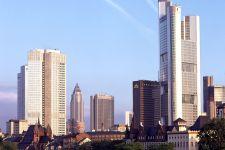 Städtereisen Hessen Skyline in Frankfurt am Main