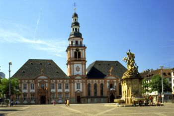 Urlaub in Deutschland Sehenswürdigkeiten in Hessen