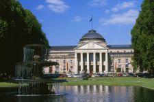 Freizeitmöglichkeiten Hessen Kurhaus Wiesbaden