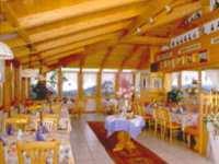 Hotel Speisesaal im Bayerischen Wald - Sehenswerter Bayerischer Wald