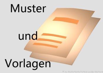 Musterbrief Mahnung Vorlage 1 2 3 Letzte Mahnung Schreiben Muster