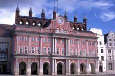 Städtreisen in Mecklenburg-Vorpommern Rathaus in Rostock