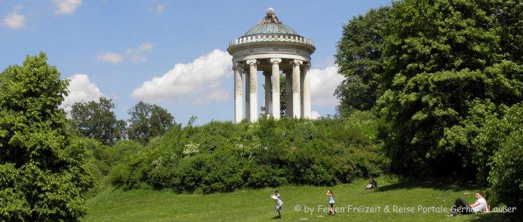 Englischer Garten In München Anfahrt Parken Adresse Biergarten