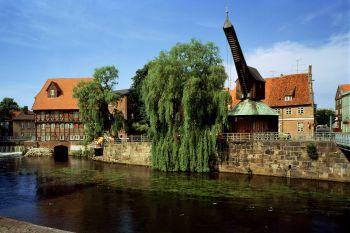 Urlaub in Deutschland Ausflüge in Niedersachsen Flüsse