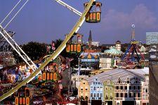 Freizeitangebote in Nordrhein-Westfalen Freizeitparks Riesenrad
