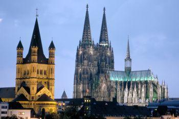 Historische Bauten in Nordrhein-Westfalen Kölner Dom