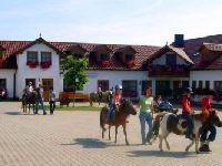 Reiturlaub Deutschland Reiten Pferde Reiterferien