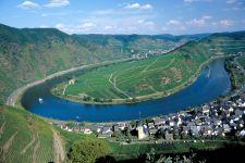 Kurzreisen und Gruppenreisen Rheinland-Pfalz Moselschleife Trittenheim