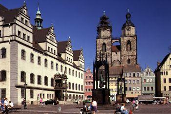 Sehenswürdigkeiten im Tourismusland Sachsen-Anhalt