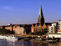 Freizeitangebote Bremen sehenswerter Hafen