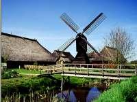 Sehenswertes Deutschland Windmühle in Mecklenburg-Vorpommern