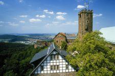 Reiseziel Thüringen Ausflüge Burgen und Schlösser