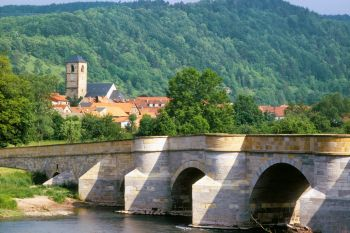 Sehenswertes Deutschland Urlaubsziel Thüringen Historische Bauwerke