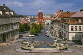 Hotels Und Pensionen In Arnstadt