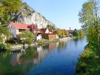Urlaub in Bayern Reiseinfos und Reisetipps - Altmühltal Bild