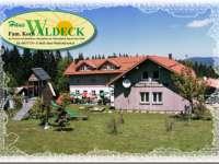 Urlaub mit Hund im Hotel Pension Waldeck im Bayerischen Wald