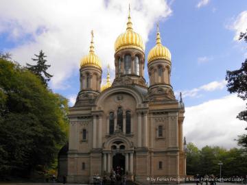 russische orthodoxe kirche in wiesbaden neroberg adresse telefon und bilder. Black Bedroom Furniture Sets. Home Design Ideas