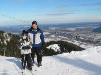 Skifahren in den beliebtesten Skigebieten in Deutschland