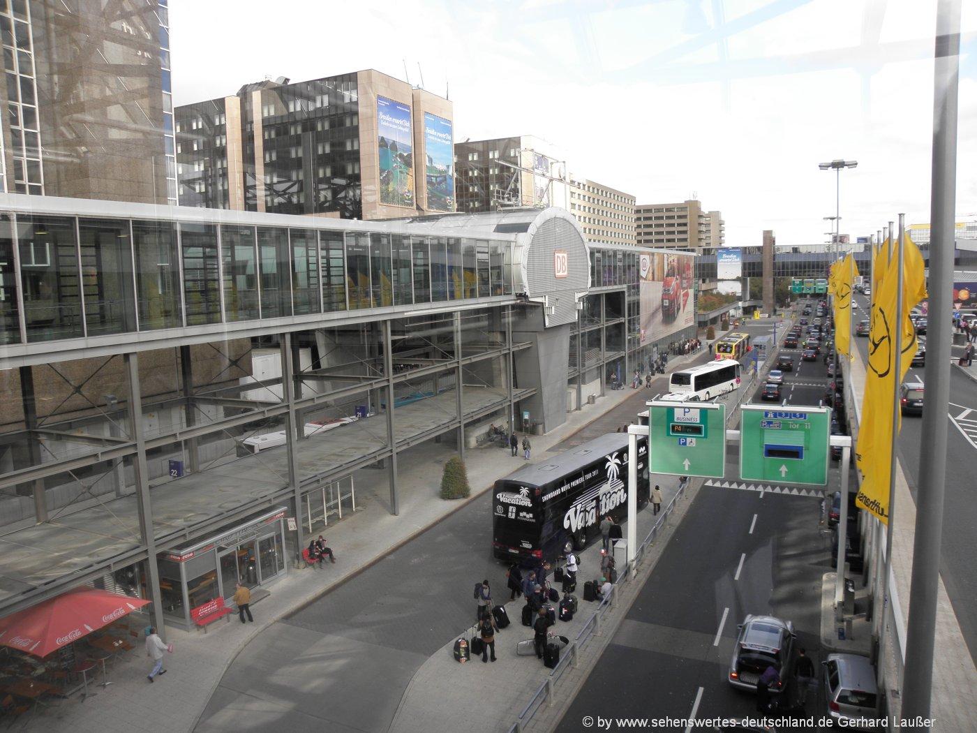 Flughafen Frankfurt Besucher Parken