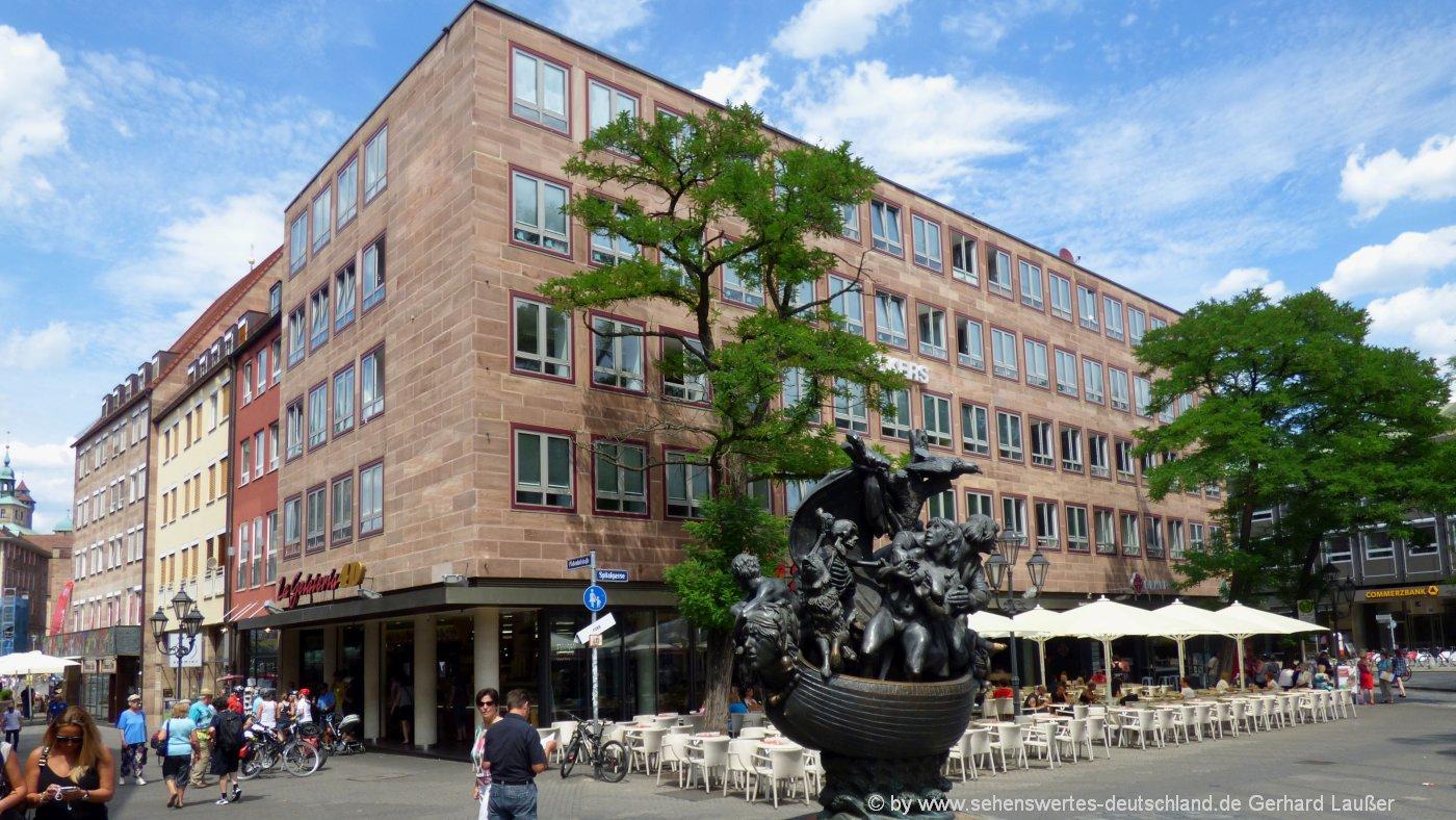 nuernberg-fuessgaengerzone-einkaufsstrasse-innenstadt-brunnen-1400