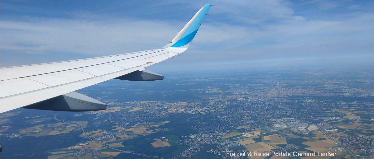 Flexible Flüge für Geschäftsreisende in Deutschland und Europa